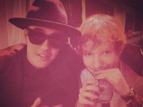 Justin Bieber Rilis Lagu Duet Perdananya dengan Ed Sheeran