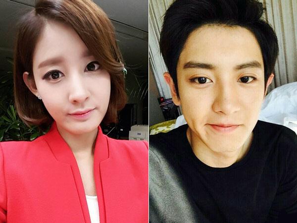 Mantapkan Karir Sebagai Pembawa Berita, Kakak Chanyeol EXO Hadir di Stasiun TV YTN