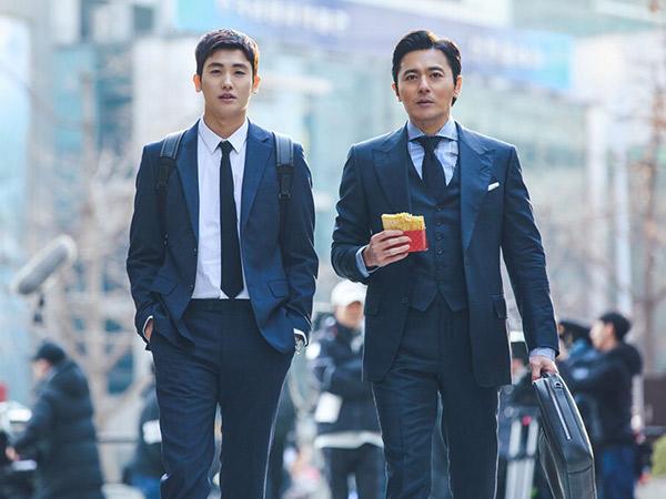 KBS 'Suits' Langsung Jadi Drama No. 1 di Penayangan Episode Perdananya!
