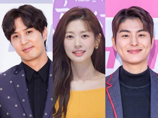 Kim Ji Suk, Jung So Min, dan Jung Gun Joo Dapat Tawaran Main Drama Baru JTBC