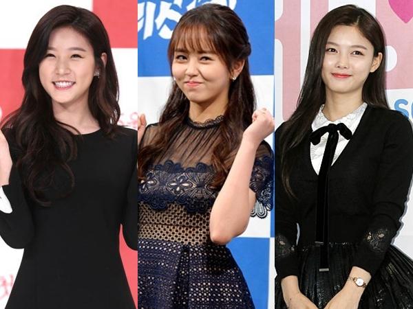 Bersaing Dengan Rekan Sesama Mantan Aktris Cilik, Apa Tanggapan Kim So Hyun?