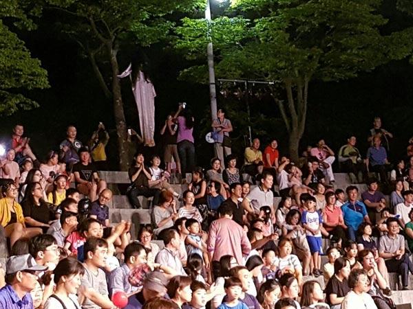 Hii...Kehadiran Hantu Kuntilanak Bikin Takut Masyarakat Korea Selatan!