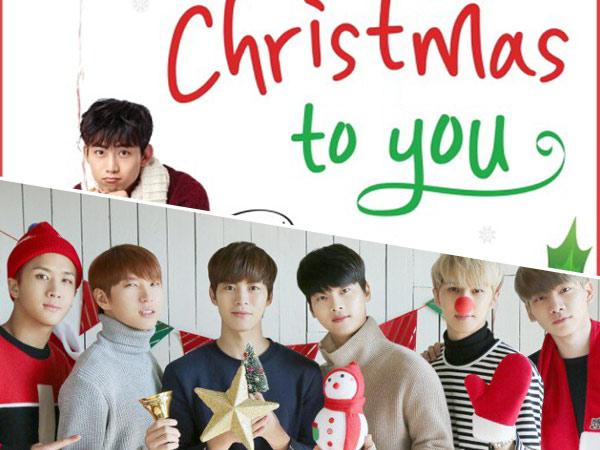 Tambah Keceriaan Natal dengan Lagu-Lagu yang Dirilis Special Idola K-Pop Ini!