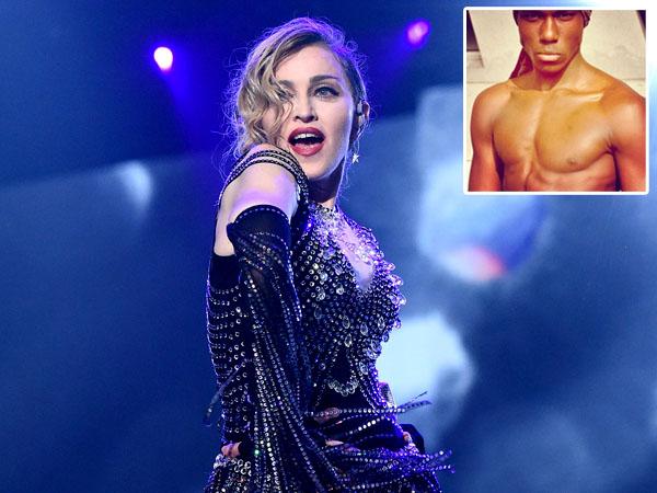 Beda Usia 32 Tahun, Inikah Pacar Baru Madonna?