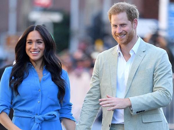 Meghan Markle Lahirkan Anak Perempuan, Namanya Gabungan Ratu dan Putri Diana