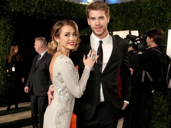 Mesranya Miley Cyrus dan Liam Hemsworth di Premier 'Thor: Ragnarok'