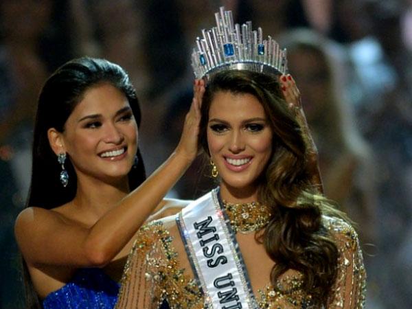 Selamat, Perwakilan Asal Perancis Raih Gelar Miss Universe 2016!