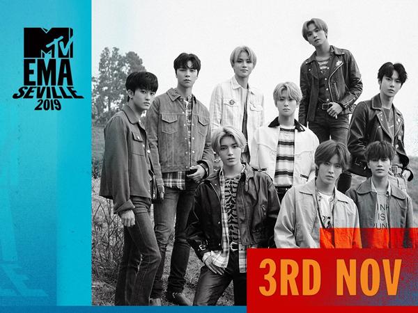 NCT 127 Umumkan Akan Tampil di MTV Europe Music Awards 2019