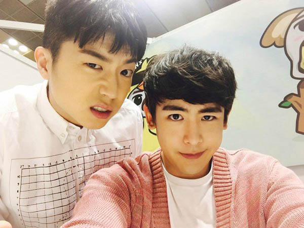 Nickhun dan Wooyoung 2PM Siap Unjuk Kepandaian Memasak di Acara SBS!