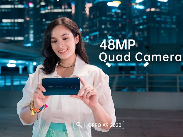 Oppo Akan Luncurkan Perangkat A9 2020 yang Punya 4 Kamera