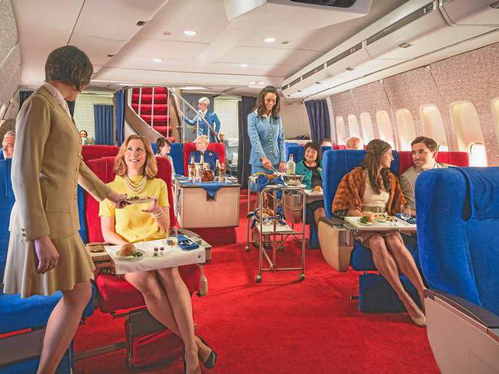 Kembali ke Tahun 70-an dengan Replika Pan American World Airways Boeing 747