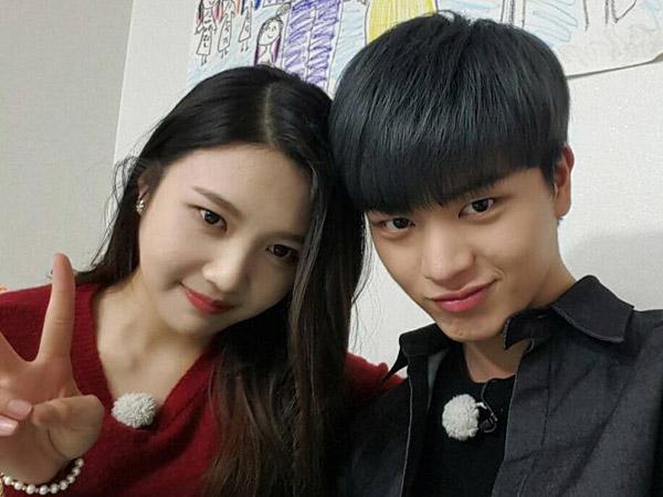 Sungjae BTOB Beri Nama Panggilan Sayang yang Unik Ke Joy Red Velvet, Apa Ya?