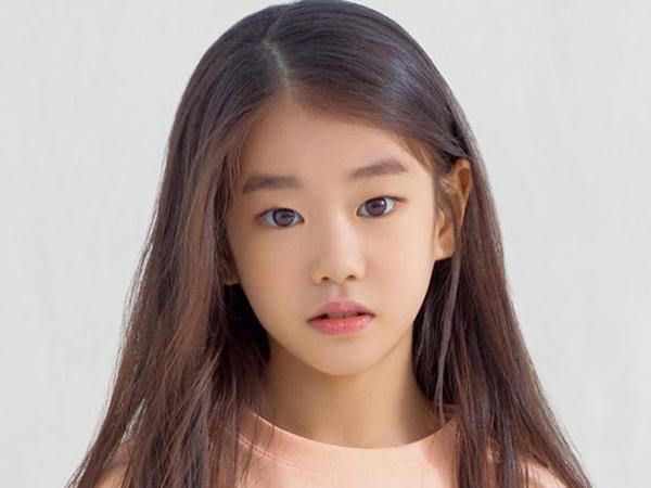 Aktris Cilik Park So Yi Tanda Tangan Kontrak dengan YG Entertainment