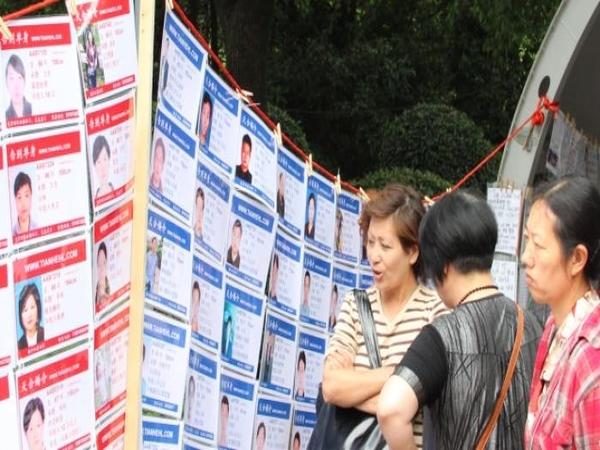 Ada Pasar Jodoh di China, Wadah Para Orang Tua Berburu Menantu
