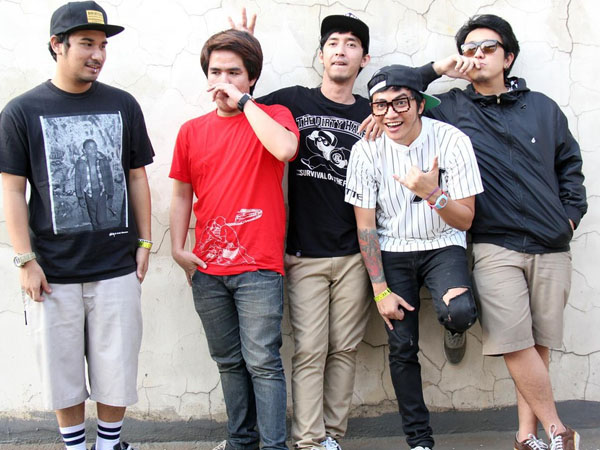 Pee Wee Gaskins Jadi Band Pembuka Konser 5 Second Of Summer di Indonesia!