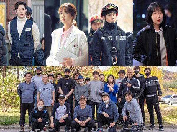 Park Hae Jin, Jo Bo Ah, Serta Pemain dan Staf Drama 'Secret' Bantu Langsung Korban Kebakaran Gangwon