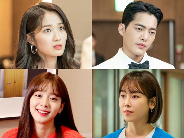 Lineup Pertama Cameo Bertabur Bintang di Drama Record of Youth