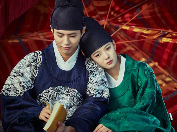 Rating Turun, 'Moonlight Drawn by Clouds' Tetap Ungguli Dua Drama Pesaingnya