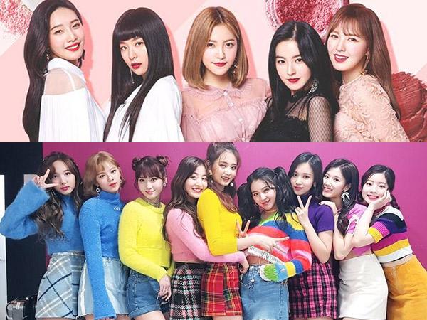 Red Velvet dan TWICE Siap Ramaikan Parade Comeback di Bulan November