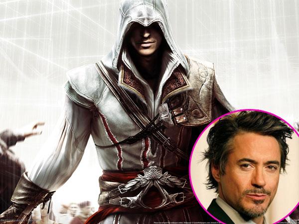 Robert Downey Jr. Gabung Dalam 'Assassin Creed'?