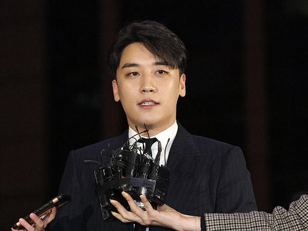 Seungri Putuskan Berhenti Jadi Artis Tanpa Diskusi dengan YG Entertainment