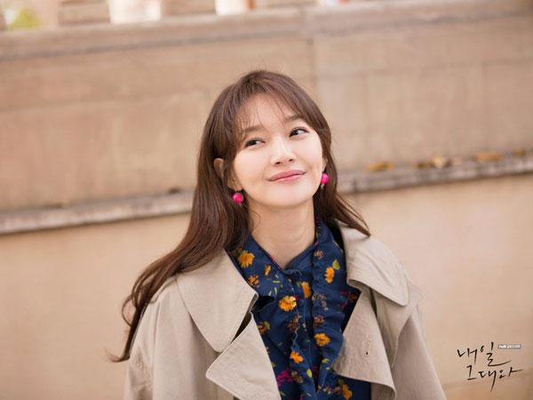 Terlalu Mirip Karakternya di 'Tomorrow With You', Shin Min Ah Lakukan Adegan Ini Sungguhan?