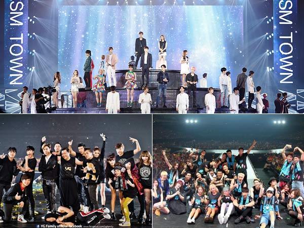 Ternyata Satu Hal Ini yang Buat SM Berbeda dari YG dan JYP Entertainment
