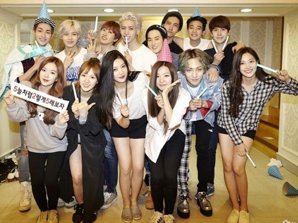 Banjir Comeback Para Artisnya, Pendapatan Fantastis SM Entertainment Pecahkan Rekor Baru!