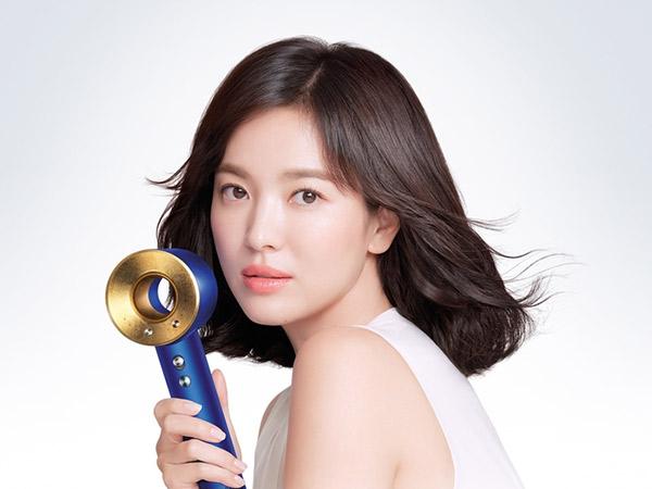Song Hye Kyo Tetap Jadi Model Iklan Favorit Meski Diterpa Masalah Cerai