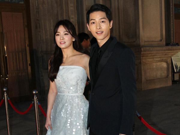 Terungkap Detil Pesta Pernikahan Song Joong Ki dan Song Hye Kyo Akhir Bulan Ini