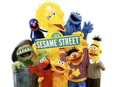 Lucunya Sesame Street Saat Parodikan 'HUNGER GAMES'