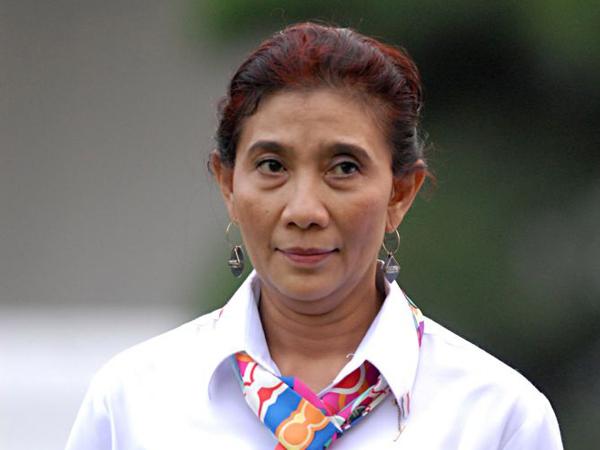 Wow, Menteri Kelautan dan Perikanan Indonesia Ini Hanya Lulusan SMP!