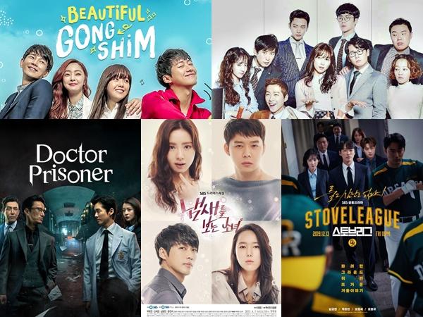 5 Drama Terbaik yang Dibintangi Nam Goong Min