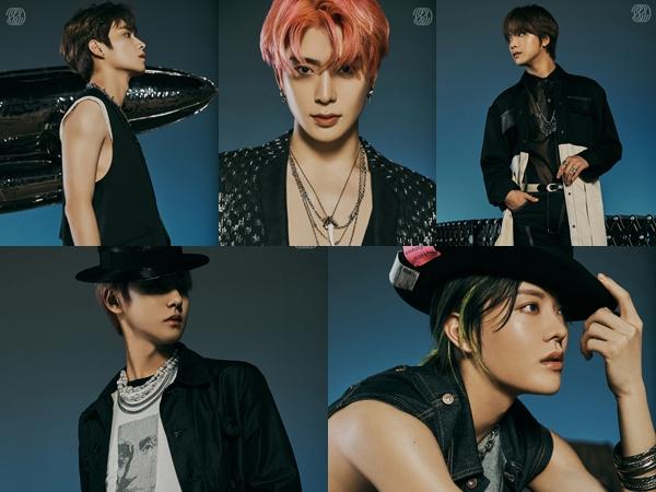 NCT 2020 Rilis Foto Teaser 5 Member Terakhir Jelang Perilisan Album Baru