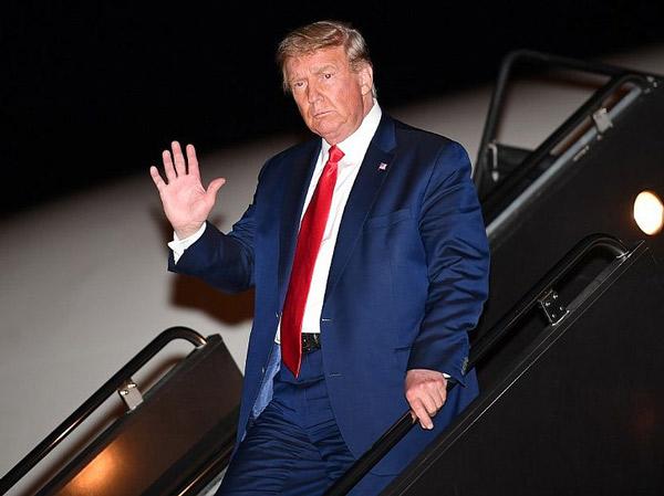 Donald Trump Bakal Keluar dari Amerika Jika Kalah Pemilu