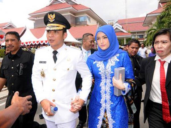 Soal Rumah Kontrakan Rp 1 M, Ini Klarifikasi Wakil Wali Kota Pasha Ungu untuk DPRD Palu
