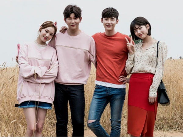 Mengintip Pasangan 'Double Date' di Balik Layar 'While You Were Sleeping'