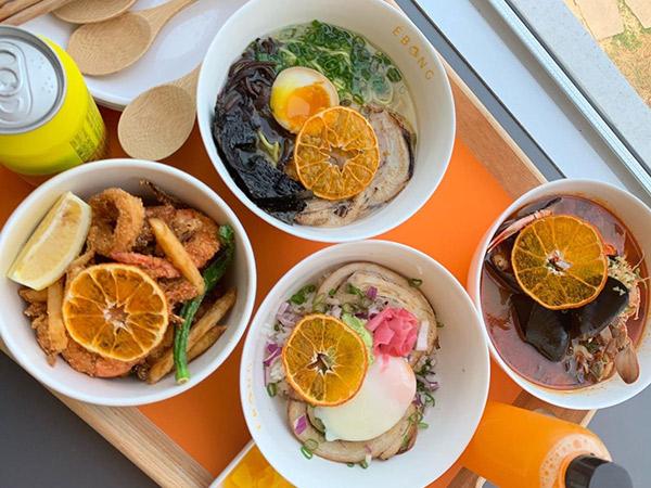 Manjakan Mata dan Lidah, Cicipi Restoran Ebong Ramen Milik Yoo Yeon Seok di Pulau Jeju
