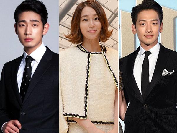 Selain Lee Min Jung, Aktor Satu Ini Siap Jadi Orang Ketiga Di Drama 'Hello My Precious Person'