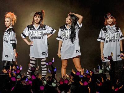 2NE1 akan Comeback di Panggung MAMA 2013?
