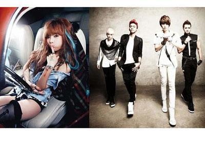 Wah, HyunA Akan Berpartisipasi dalam Debut Boyband Indonesia