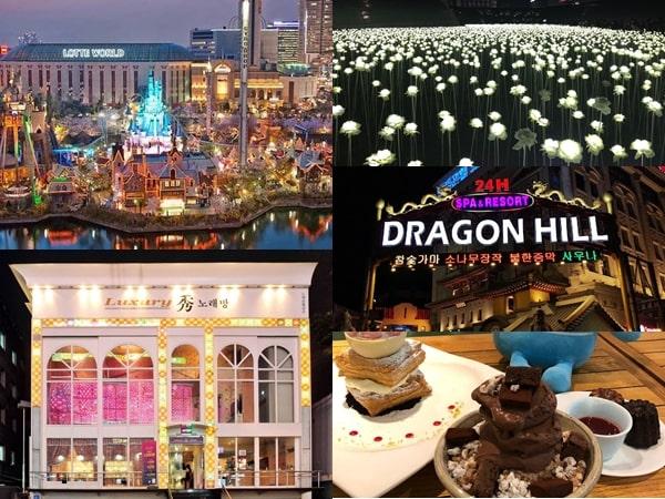 5 Tempat Wisata Malam yang Patut Dikunjungi di Seoul