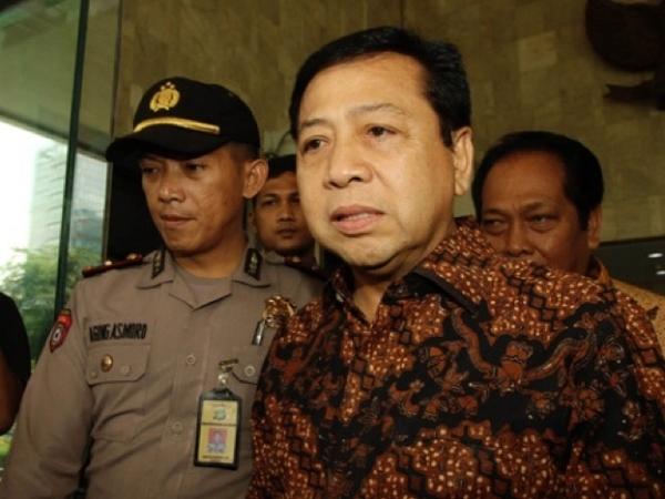 Seperti Ini Alur Penyerahan Uang 90 Miliar ke Setya Novanto dan Anggota DPR