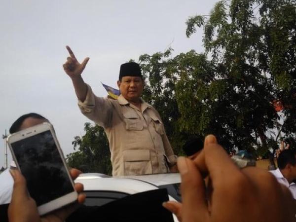Janji Prabowo Jika Jadi Presiden: Indonesia Tak Perlu Impor Apa Pun!