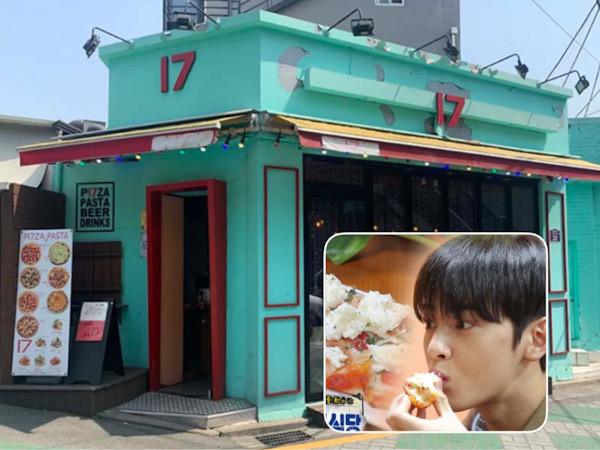 Yuk Cobain Restoran Pizza Populer yang Pernah Didatangi Cha Eunwoo