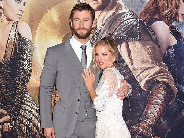 Enam Tahun Menikah, Chris Hemsworth dan Elsa Pataky Akan Bercerai?