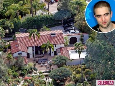 Robert Pattinson Bulatkan Tekad Jual Rumah dengan Stewart