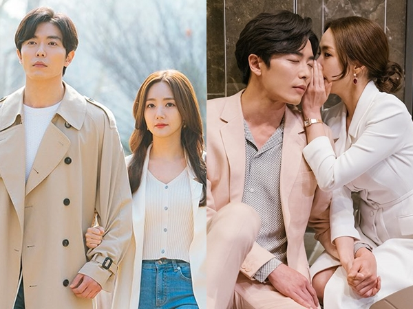 Ini Rahasia Couple Look Formal to Casual Ala Kim Jae Wook dan Park Min Young di 'Her Private Life'