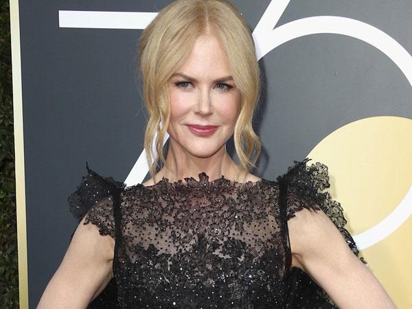 Pengakuan Nicole Kidman yang Gemar Makan Ulat dan Serangga