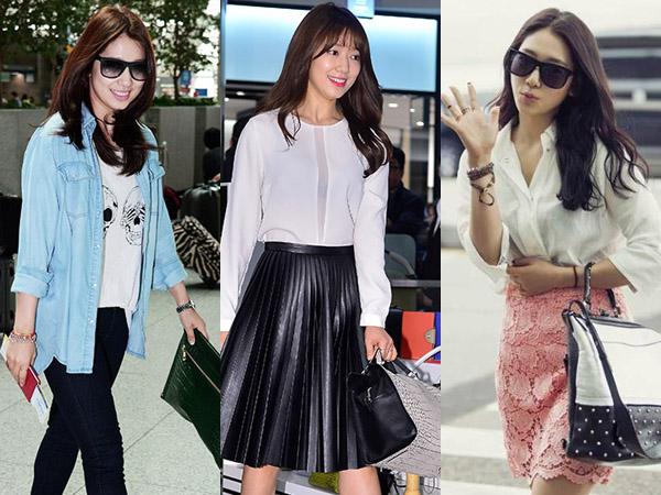 Dressed Like Your Idol: Tampil Modis a La Park Shin Hye